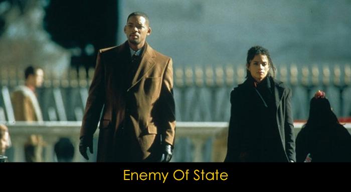 En İyi Ajanlık Filmleri - Enemy of State