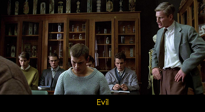 En İyi İskandinav Filmleri - Evil