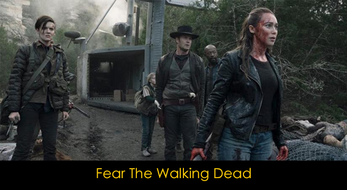 En İyi Zombi Filmleri - Fear the Walking Dead