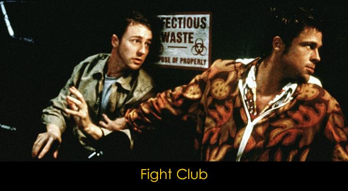 David Fincher filmleri - Fight Club