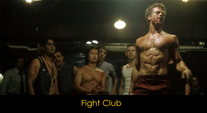En İyi Dövüş Filmleri - Fight Club