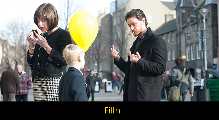 James McAvoy Filmleri - Flith