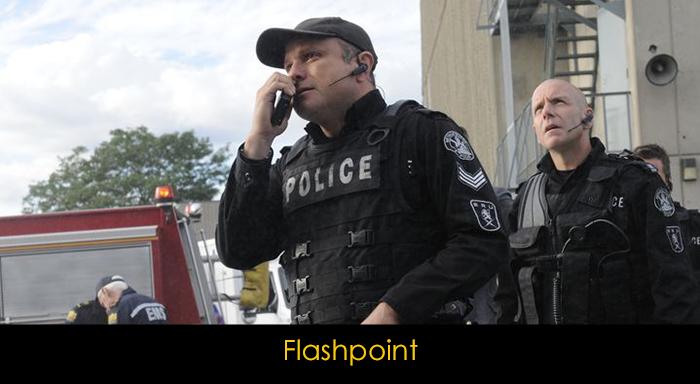 En İyi Polisiye Dizileri - Flashpoint