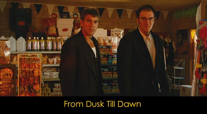 En İyi George Clooney filmleri - From Dusk Till Down