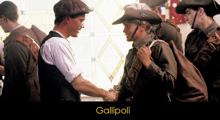 Mel Gibson Filmleri - Gallipoli