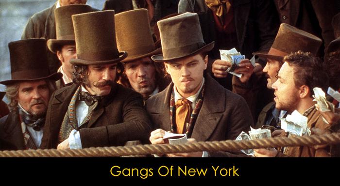 Martin Scorsese Filmleri - Gangs of New York