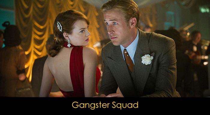 Emma Stone Filmleri - Gangster Squad