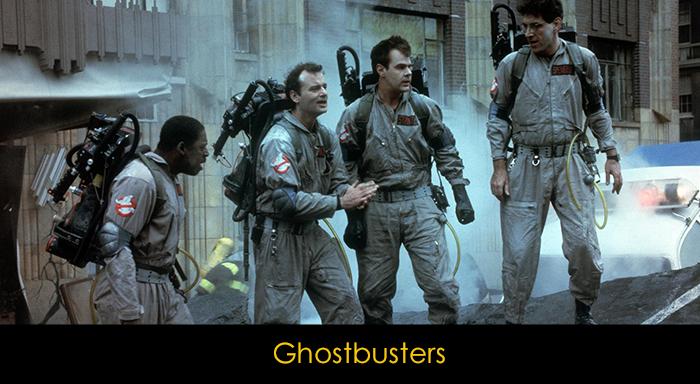 En İyi Komedi Filmleri - Ghostbusters