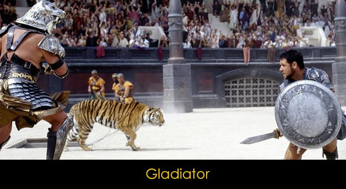 En İyi Macera Filmleri - Gladiator