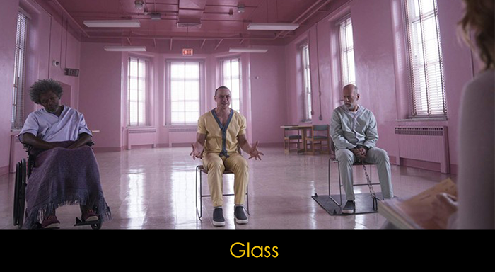 James McAvoy Filmleri - Glass
