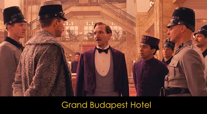 En İyi Macera Filmleri - Grand Budapest Hotel