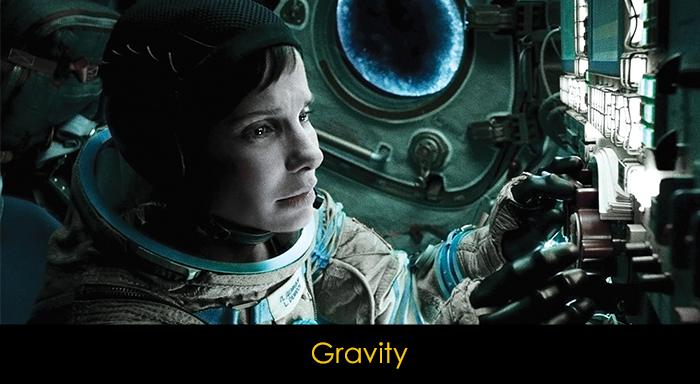 Sandra Bullock Filmleri - Gravity