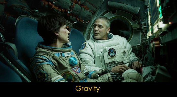 En İyi George Clooney filmleri - Gravity