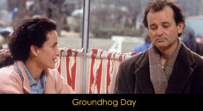 En İyi Komedi Filmleri - Groundhog Day