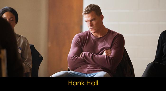 Titans Dizisi Oyuncuları - Hank Hall