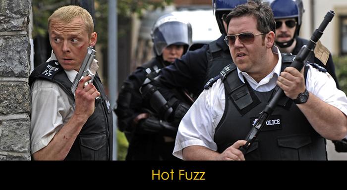 En İyi Komedi Filmleri - Hot Fuzz