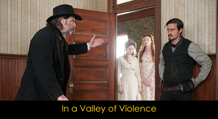 En İyi Western Filmleri - In a Valley of Violence