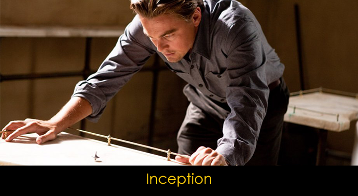 En İyi Aksiyon Filmleri - Inception
