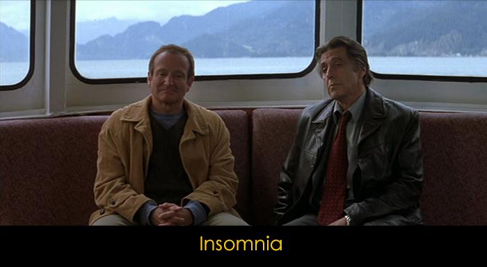 En İyi Robin Williams Filmleri - Insomnia