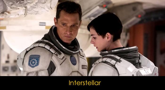 Anne Hathaway Filmleri - Interstaller
