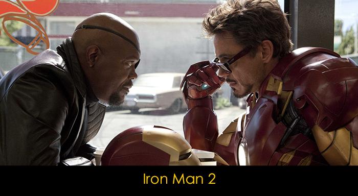 Iron Man Serisi - Iron Man 2