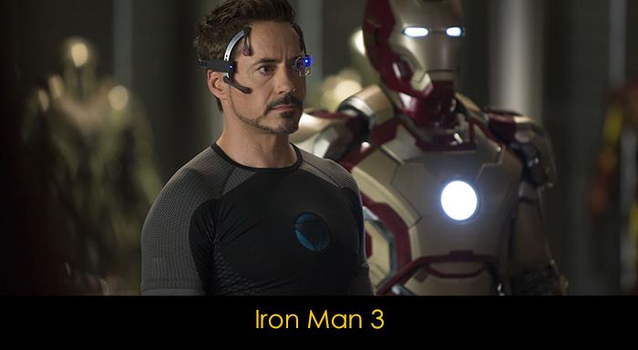 Iron Man Serisi - Iron Man 3