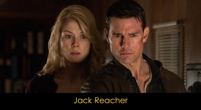 En İyi Tom Cruise Filmleri - Jack Reacher
