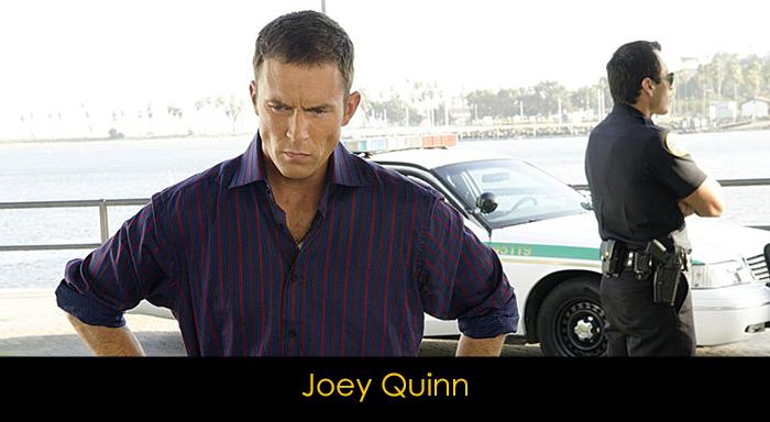 Dexter Dizisi Oyuncuları - Joel Quinn