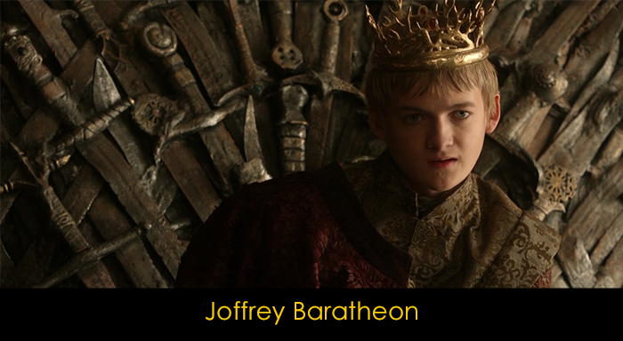 Game of Thrones Oyuncuları - Joffrey Baratheon