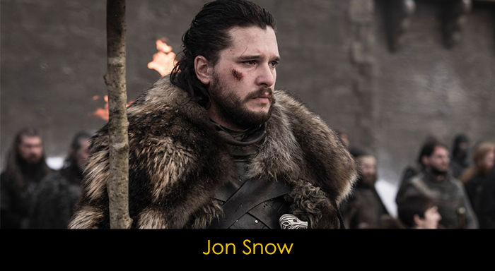 Game of Thrones Oyuncuları - Jon Snow