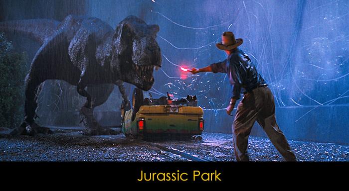 En İyi Macera Filmleri - Jurassic Park