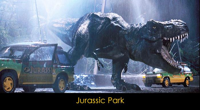 En İyi Aksiyon Filmleri - Jurassic Park
