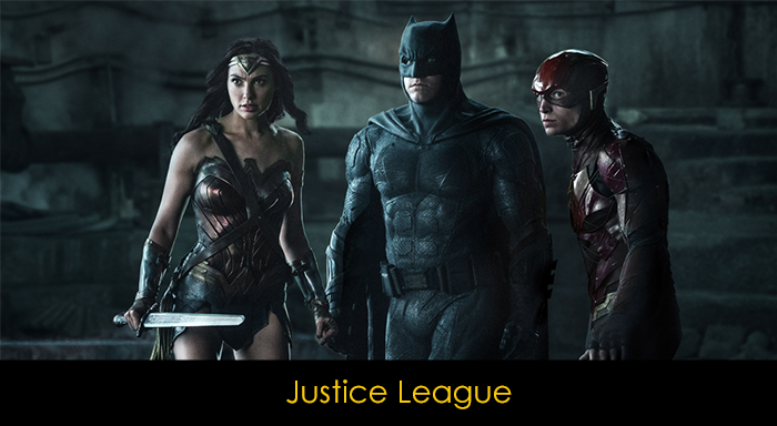 Ben Affleck Filmleri - Justice League
