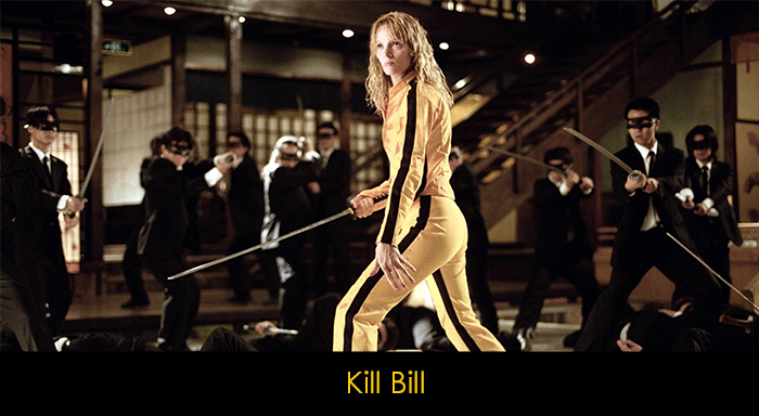 Tarantino Filmleri - Kill Bill