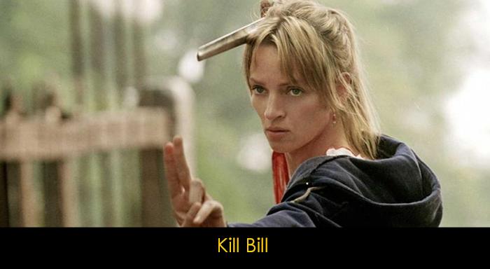 En İyi Dövüş Filmleri - Kill Bill