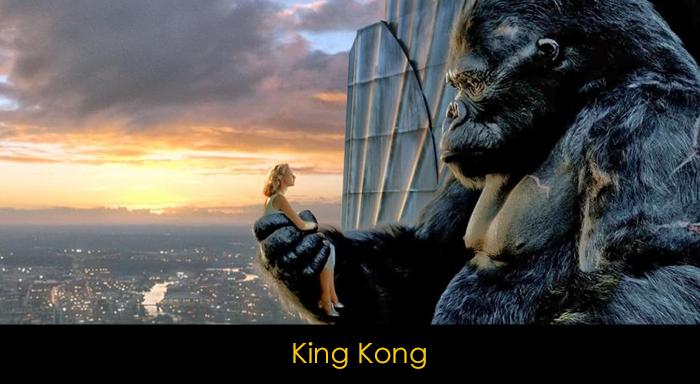 En İyi Macera Filmleri - King Kong