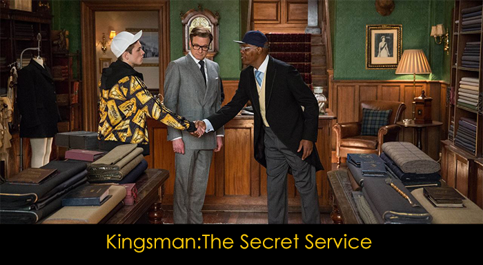 En İyi Ajanlık Filmleri - Kingsman: The Secret Services