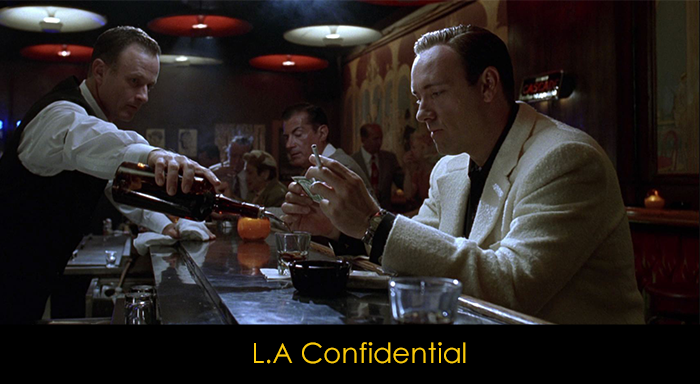 Kevin Spacey Filmleri - L.A. Confidential
