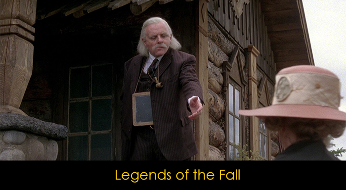 Anthony Hopkins Filmleri - Legends of the Fall