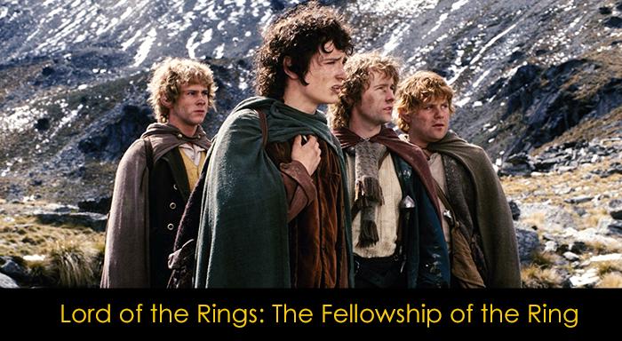 En İyi Macera Filmleri - Lord of the Rings