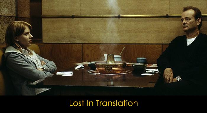 Yolculuk Filmleri - Lost in Translation