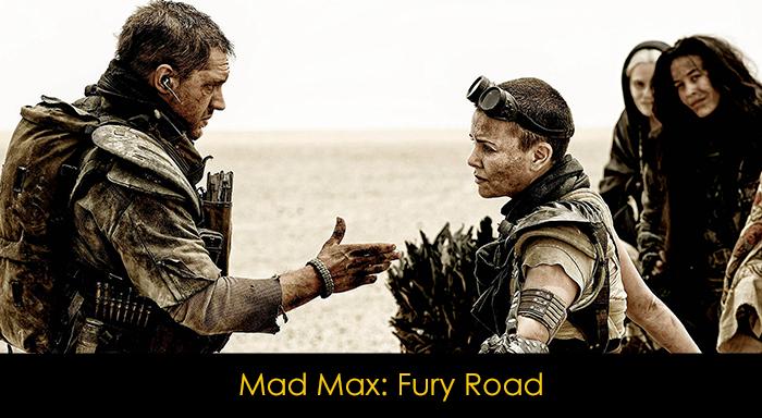 En İyi Macera Filmleri - Mad Max: Fury Road