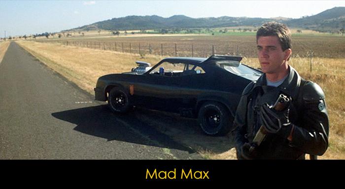 Mel Gibson Filmleri - Mad Max