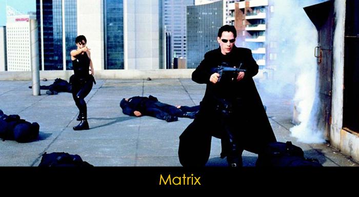 En İyi Aksiyon Filmleri - Matrix