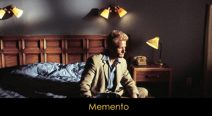 En İyi Gizem Filmleri - Memento