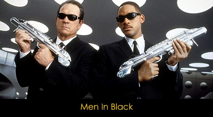 En İyi Ajanlık Filmleri - Men in Black