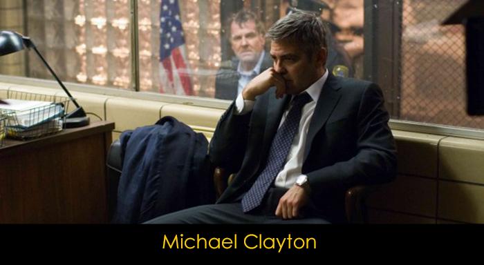 En İyi George Clooney filmleri - Michael Clayton