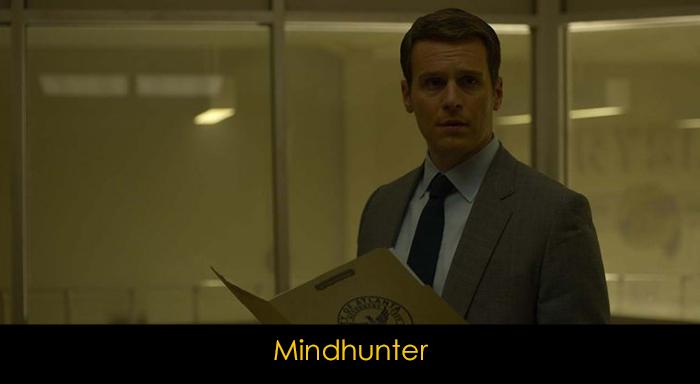 En iyi gerilim dizileri - Mindhunter
