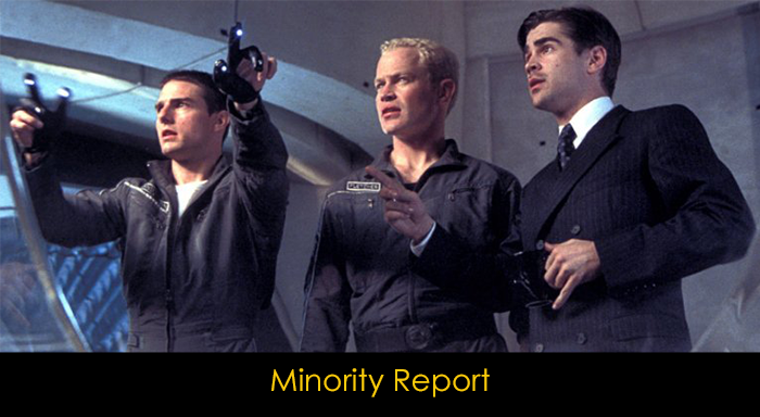 En İyi Tom Cruise Filmleri - Minority Report