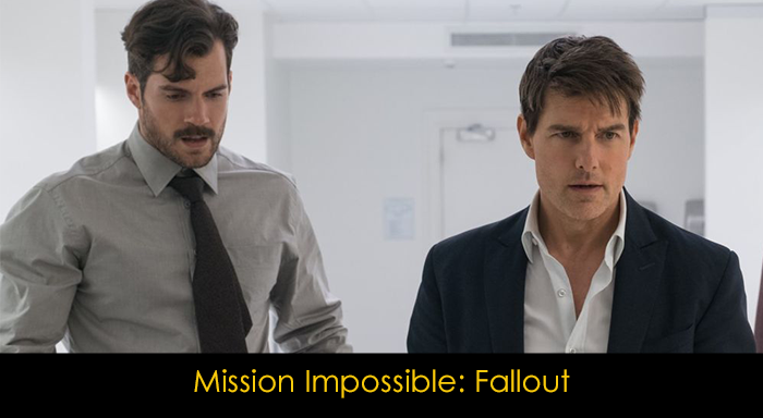 En İyi Tom Cruise Filmleri - Mission Impossible: Fallout